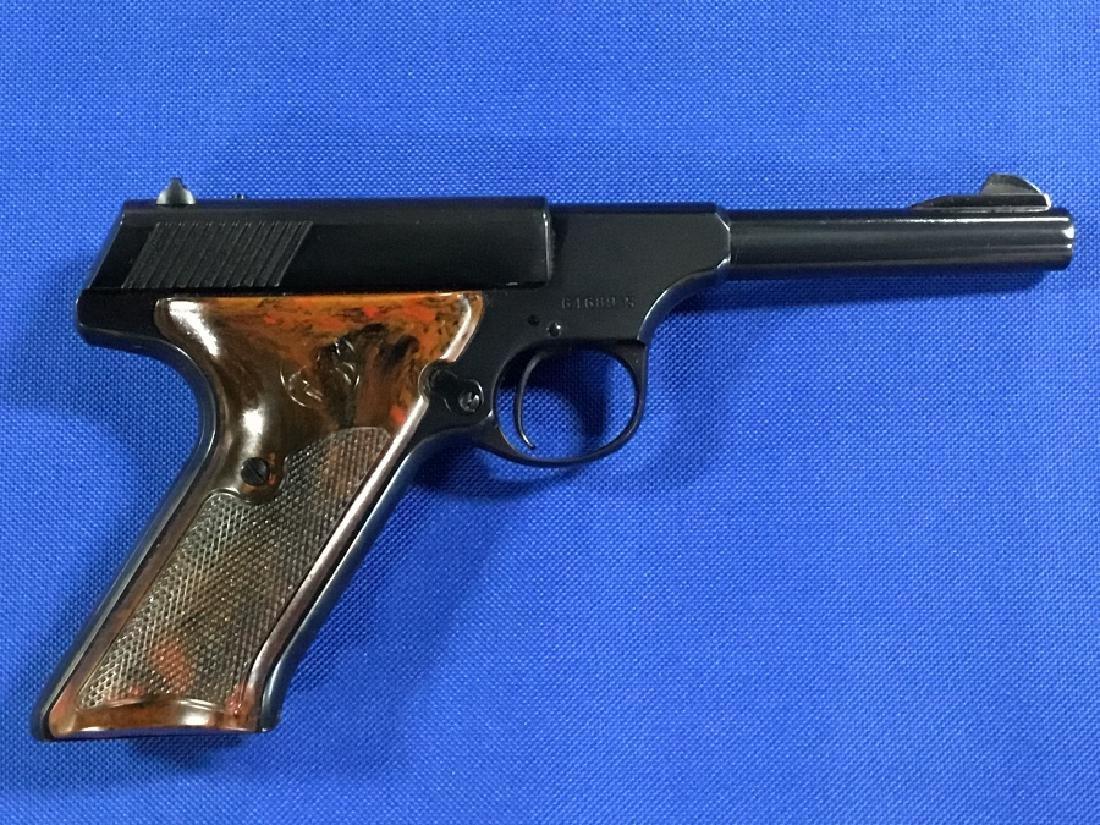 Colt .22 Caliber Sport Model Woodsman 4.5†Barrel - 2