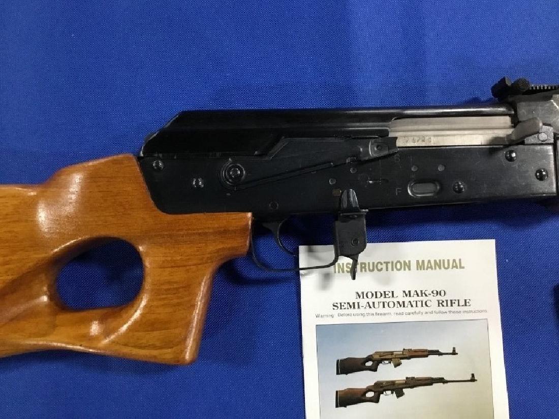 Norinco MAK-90 Sporter Semi Auto Rifle