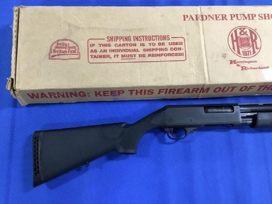 Harrington and Richardson Pump 20 Ga. Shotgun