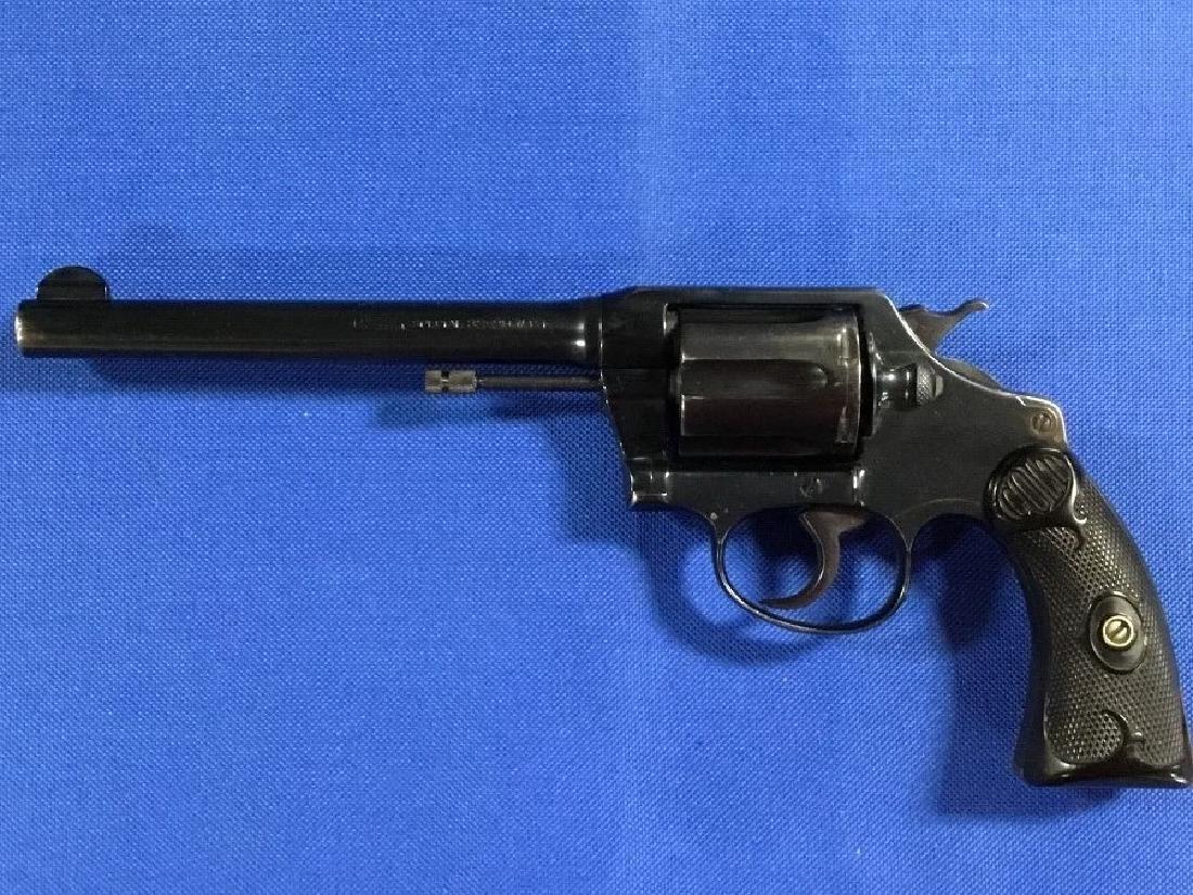 Colt .32-20 WCF Revolver Police Positive