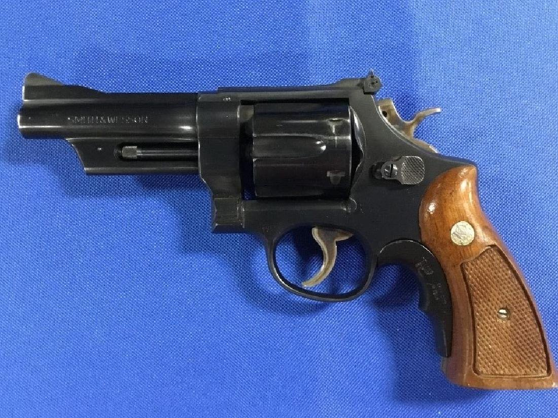 Smith And Wesson .357 Highway Patrol