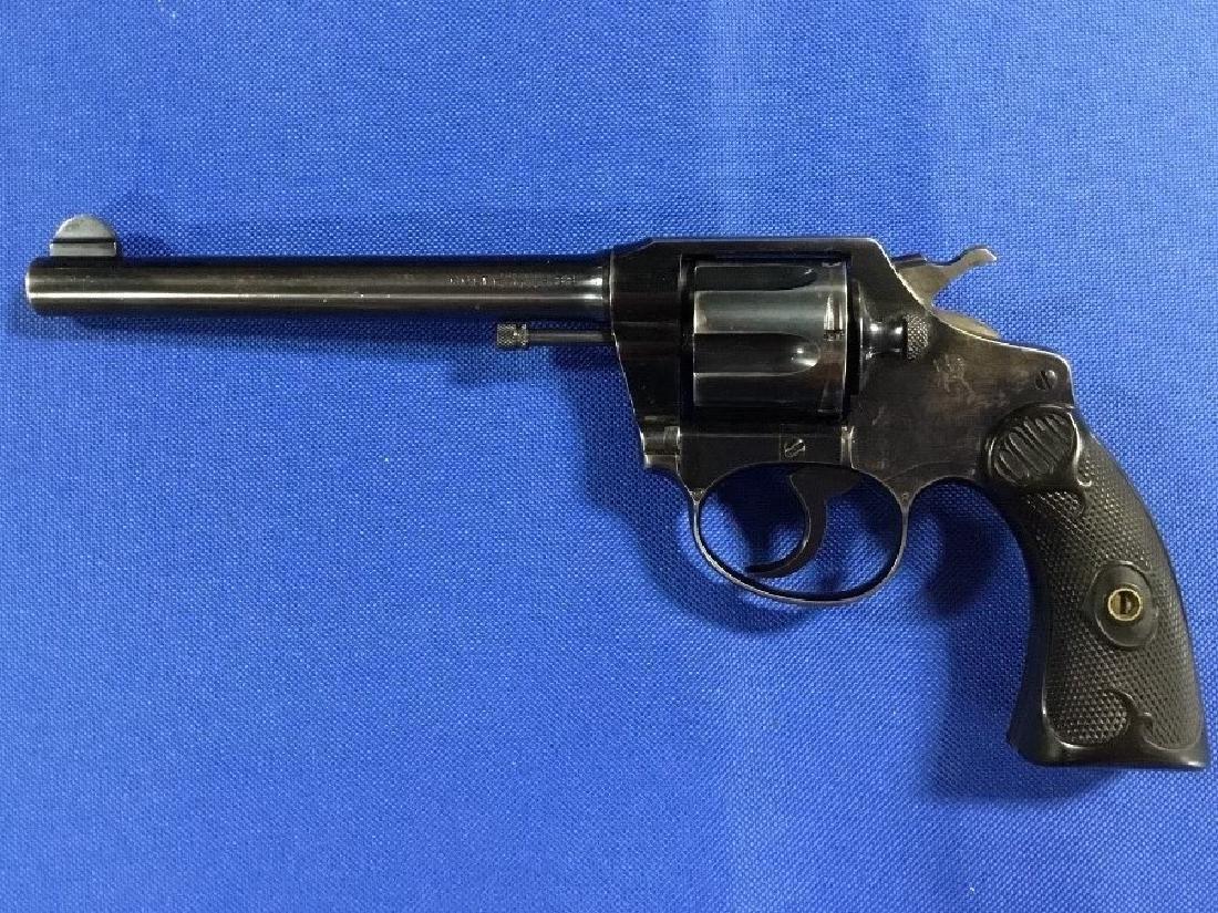 Colt .38 Police Positive