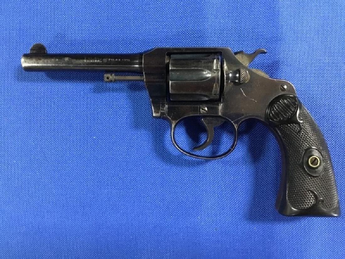 Colt .32 Police Positive