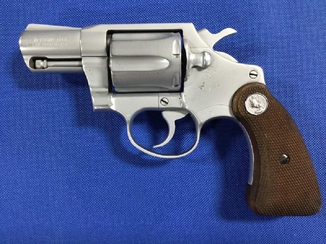 Colt .38 Detective Special