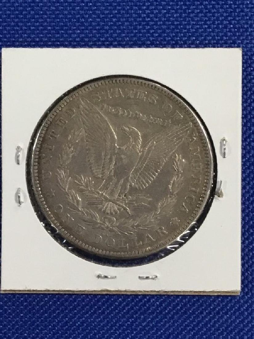 1890 CC Morgan Dollar - 3