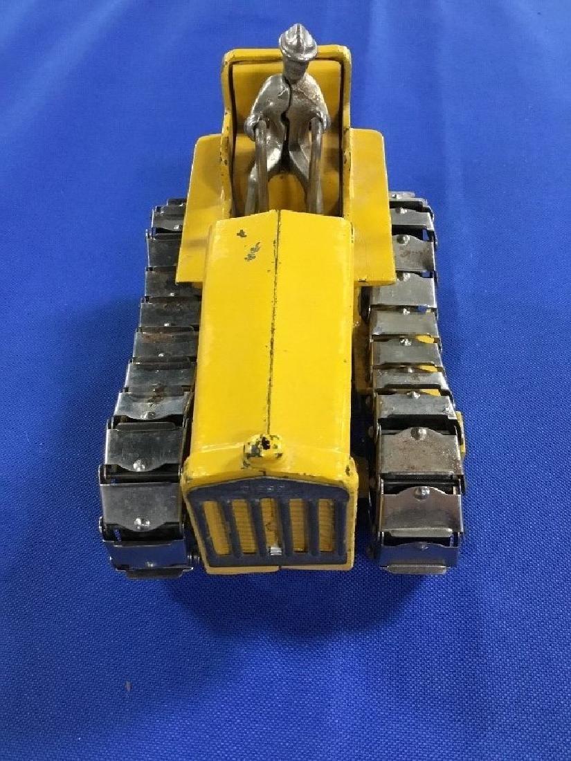 Arcade Cast Iron Caterpillar 270 Y with Original Box - 3