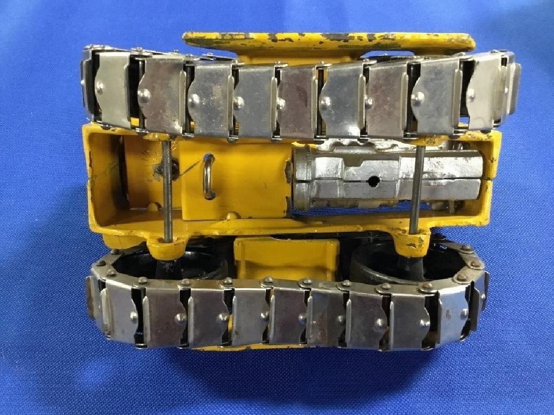 Arcade Cast Iron Caterpillar 270 Y with Original Box - 8