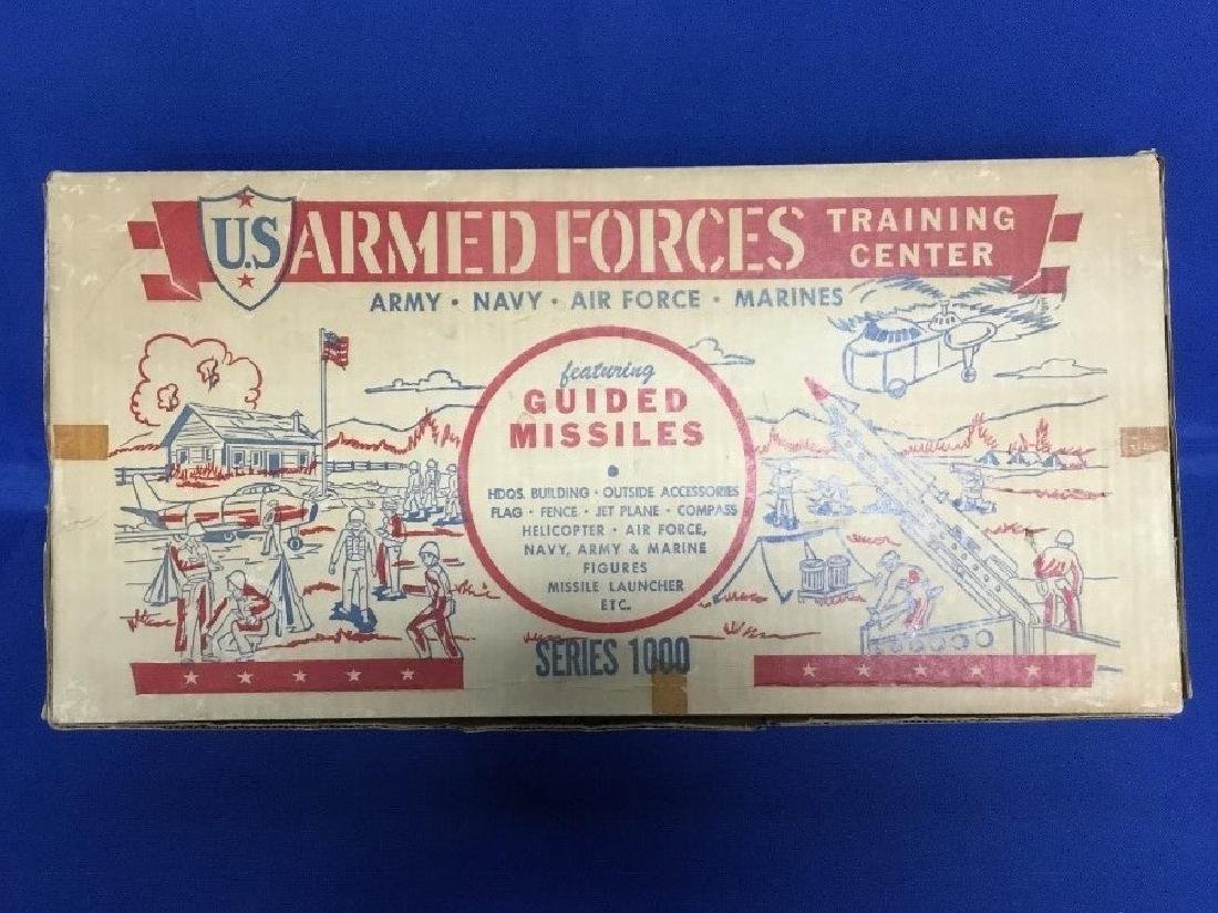 U.S. Armed Forces Training Center Series 1000 by Marx
