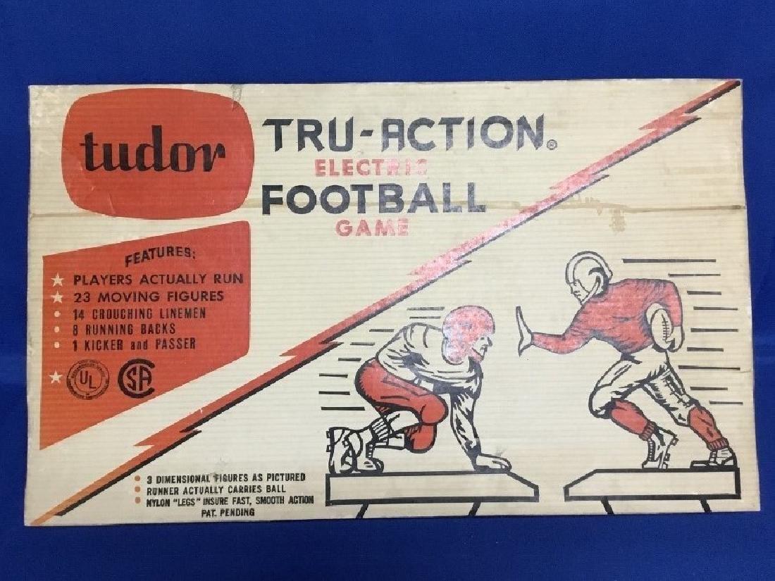 Tudor Tru Action Electric Football Game