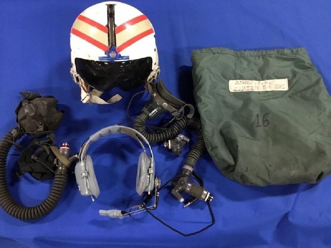 United States Air Force Named Fighter Pilot Helmet