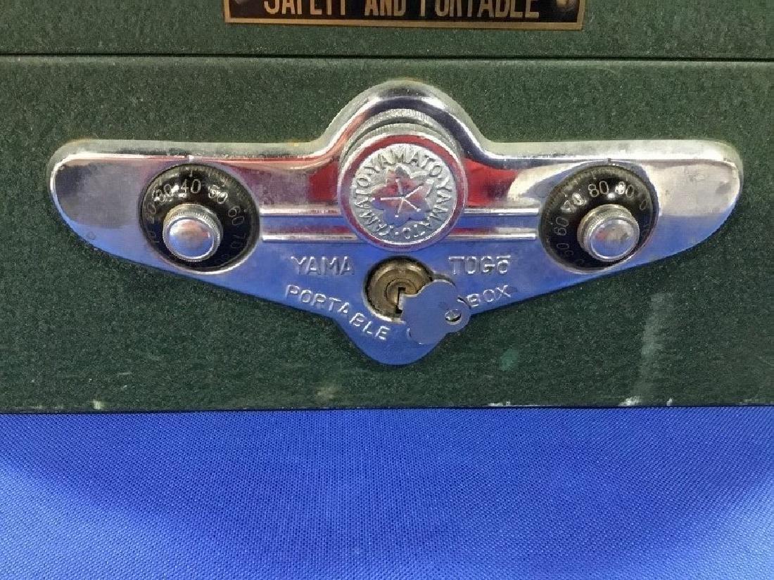 Vintage Yamaha Portable Cash Box The Highest Class - 2