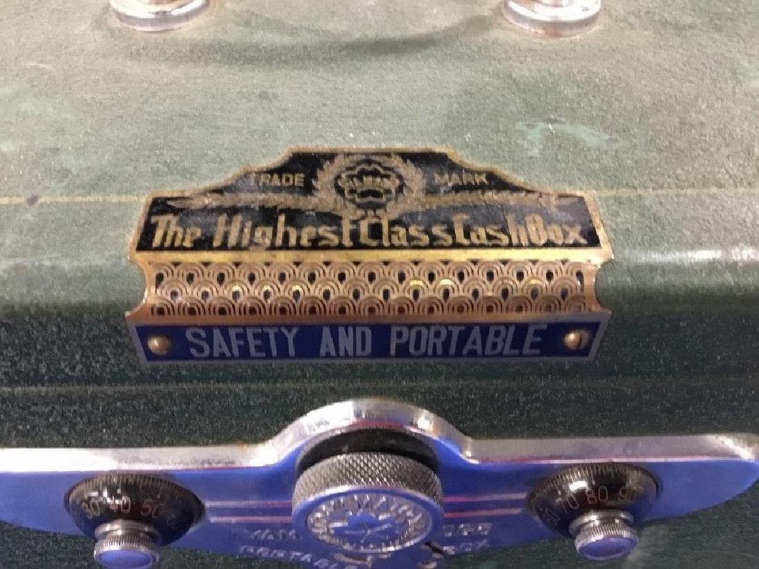 Vintage Yamaha Portable Cash Box The Highest Class - 3