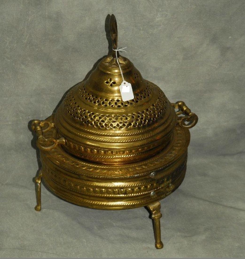Turkish Brass Rice Cooker