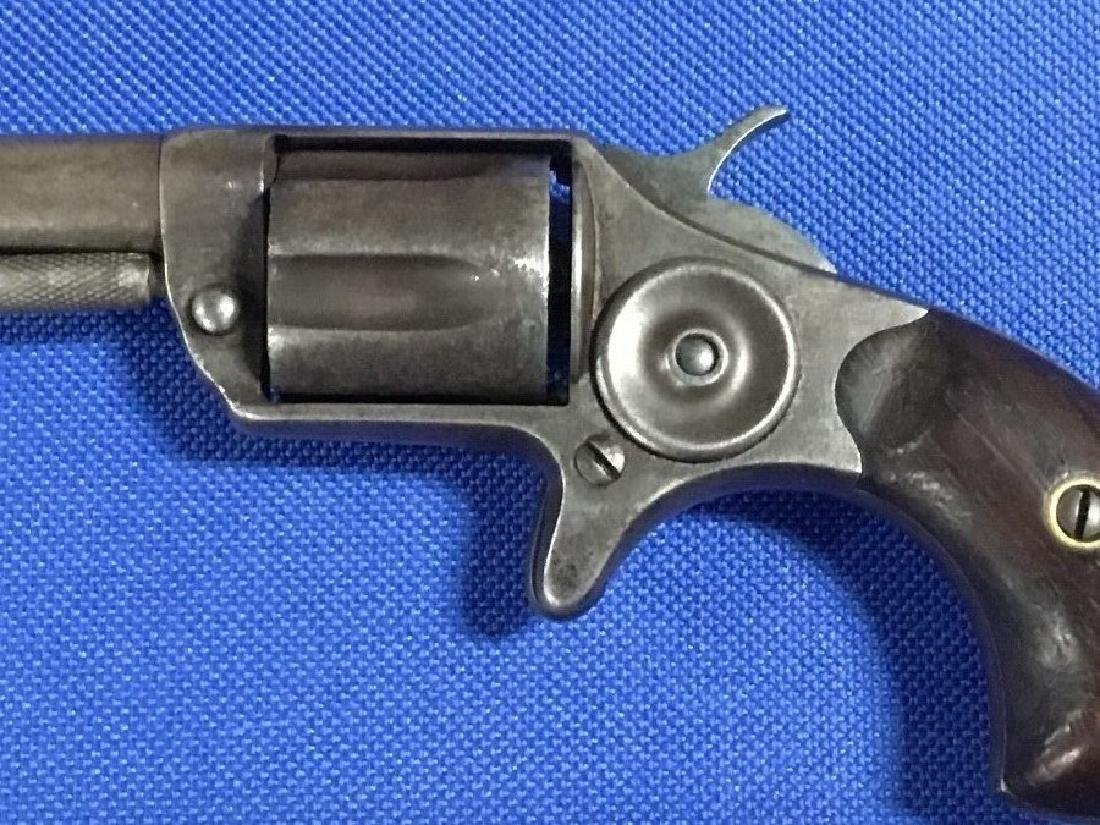 1875 Colt Newline Spur Trigger Rim Fire Revolver .32 - 4
