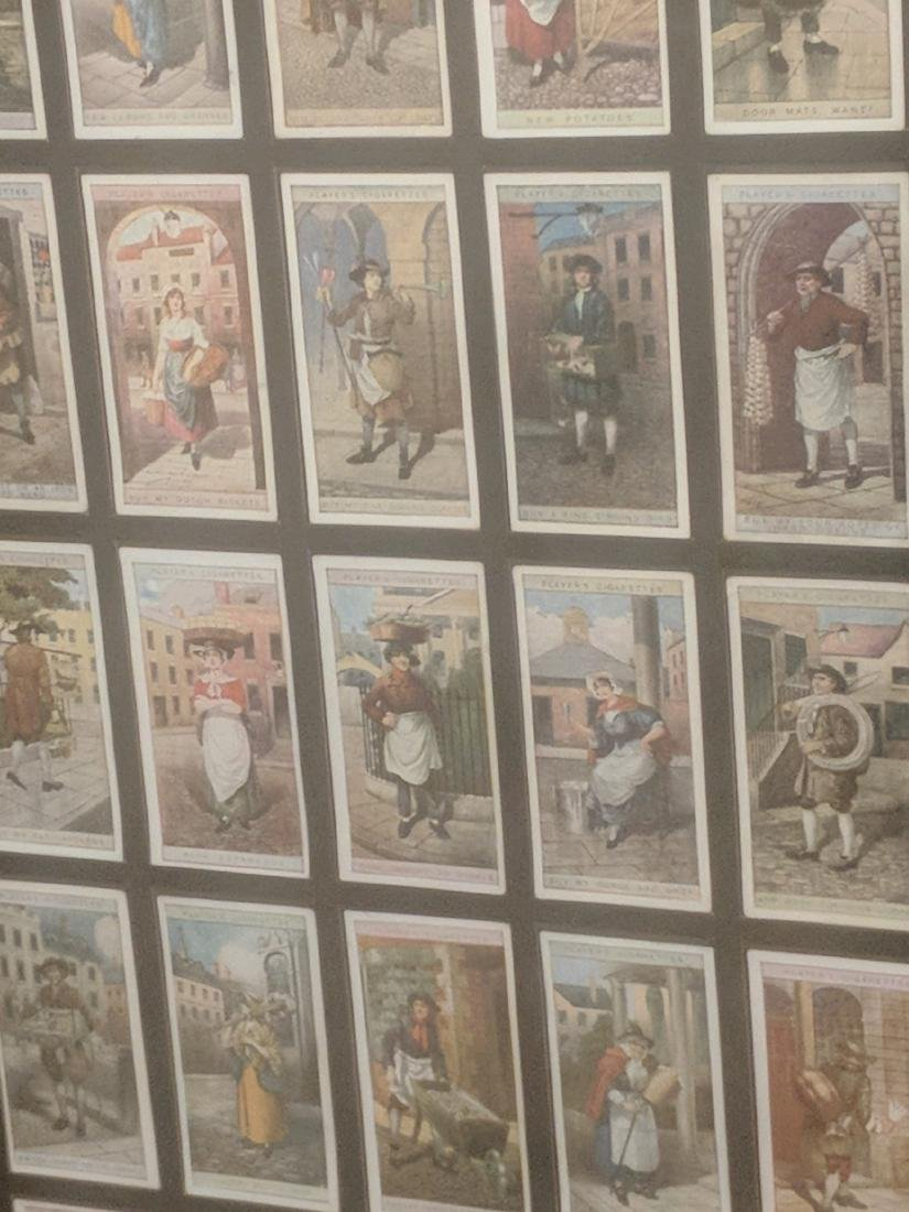 25 Cries of London John Player & Son's Trade Cards - 2