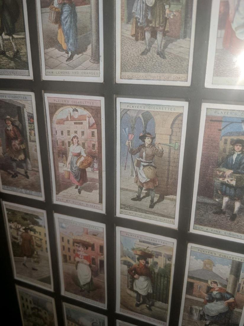 25 Cries of London John Player & Son's Trade Cards - 3