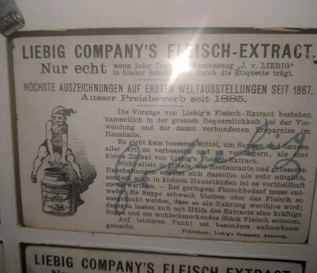 6 Liebig Company's Meat Extract Trade Cards - 4