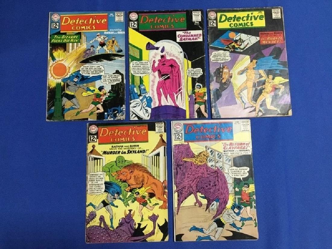 Detective Comics Issues #300-304