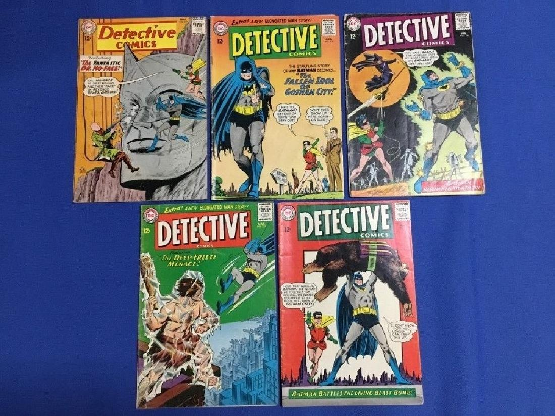 Detective Comics Issues #319,330,336,337,339