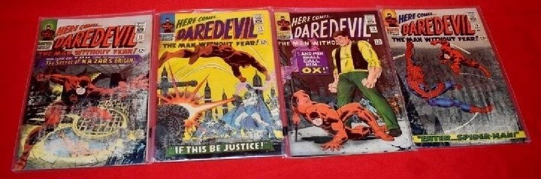 Daredevil Issues #13-16