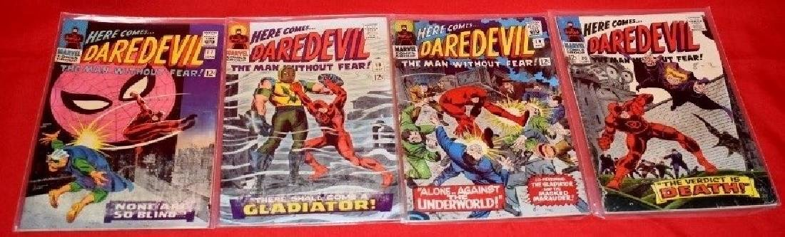 Daredevil Issues #17-20