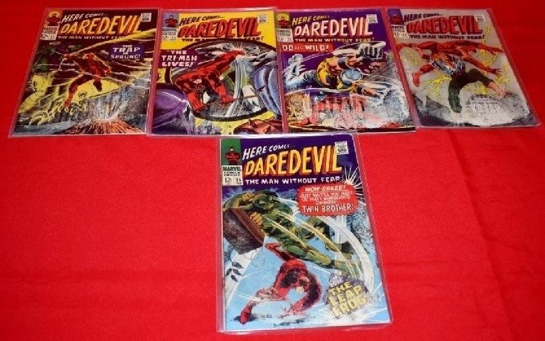Daredevil Issues #21-25