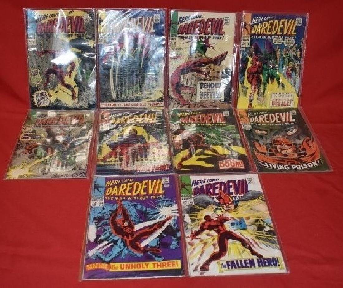 Daredevil Issues #31-40