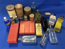 Lot of 21 Various Vintage Drugstore Items