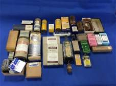Large Lot of Vintage Pharmacy Drugstore and Early