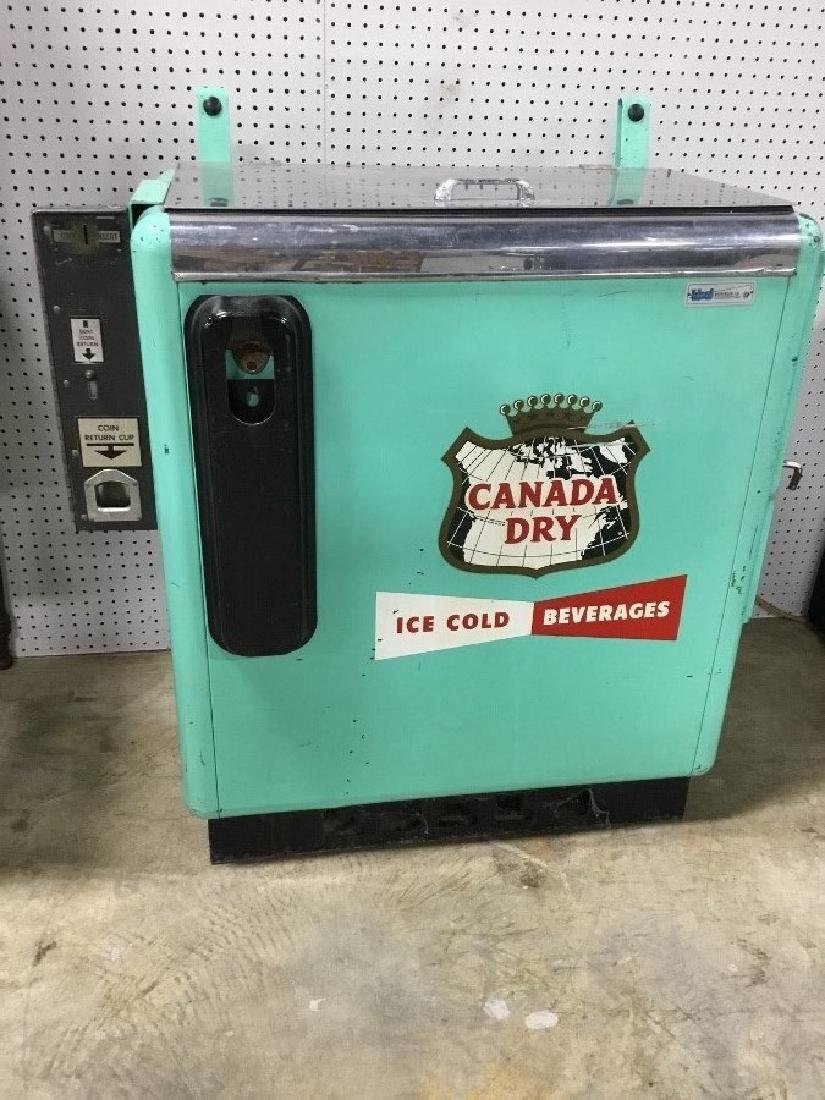 Canada Dry Bottle Cooler Ideal Model A55