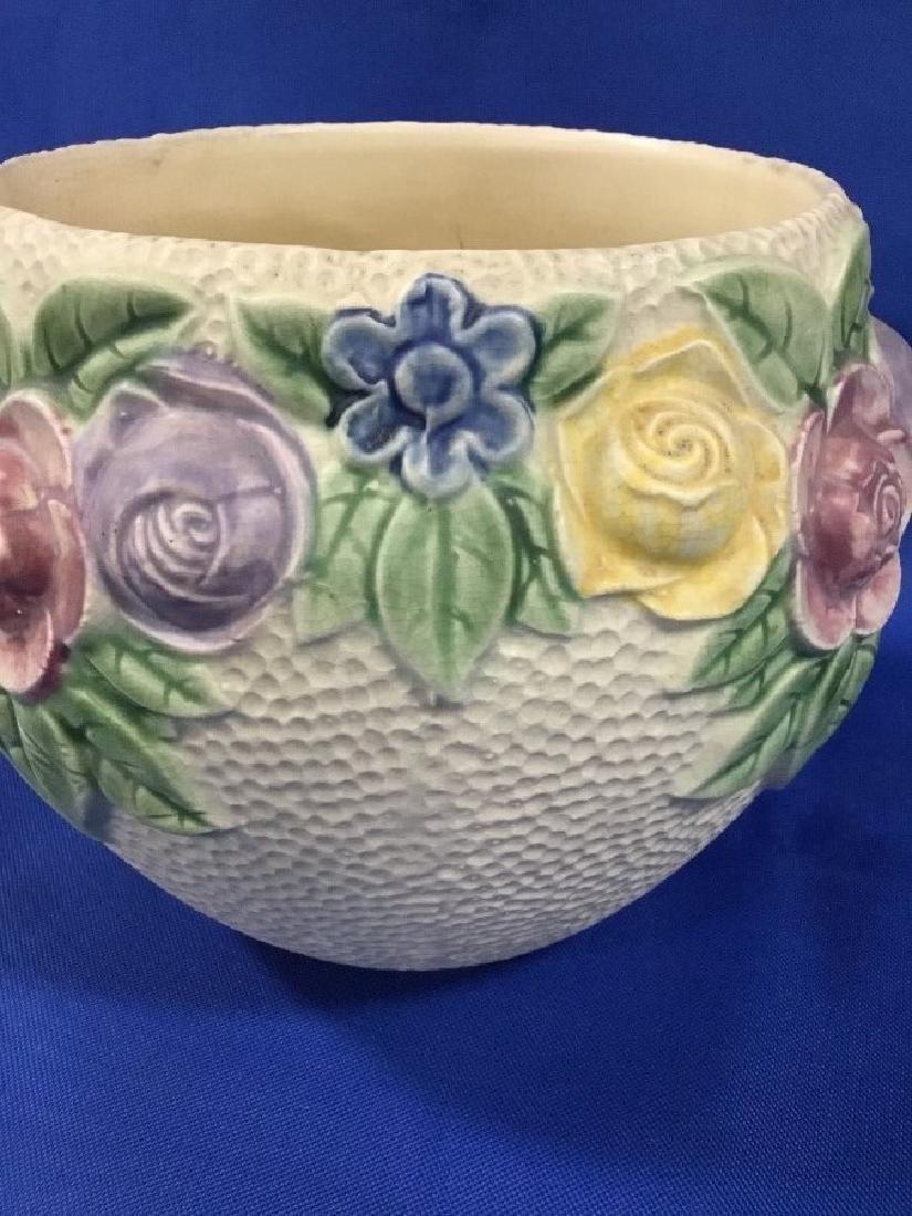 VTG Rare Roseville Pottery Planter - 2
