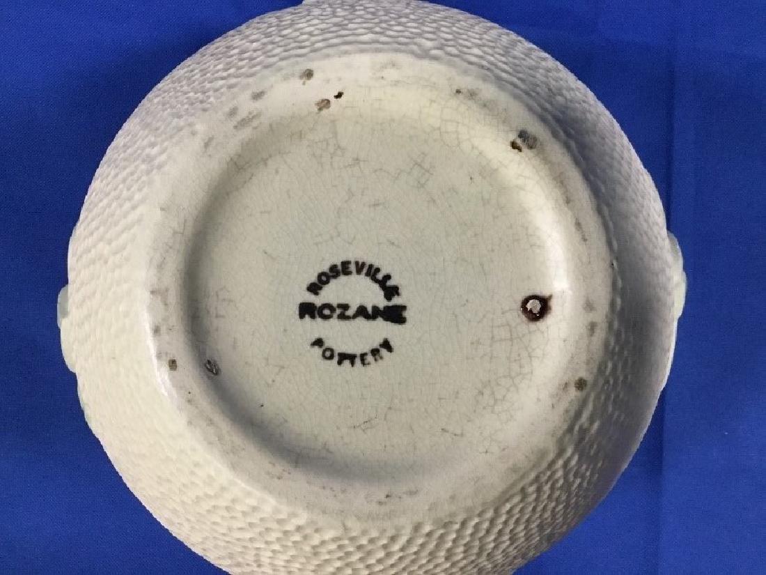 VTG Rare Roseville Pottery Planter - 3