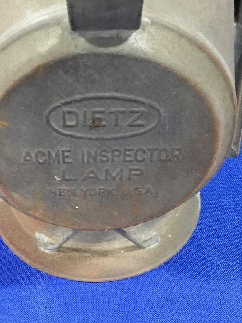 Dietz Acme Inspector Lamp - 4