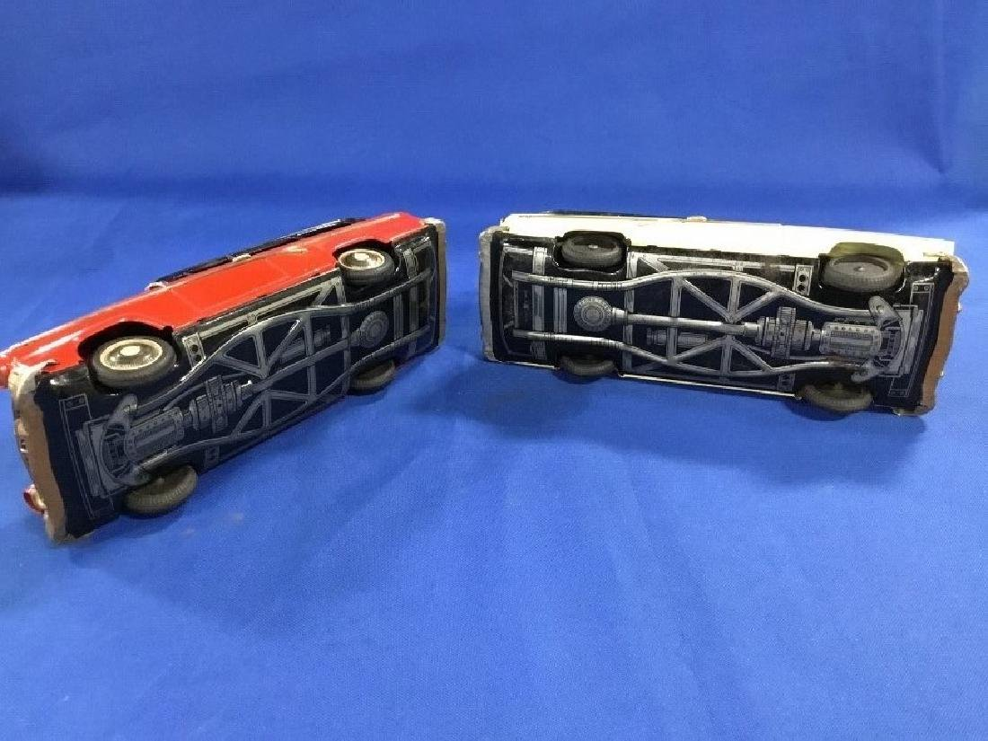 Lot of 2 1956 Ford Station Wagons Made in Japan by - 3