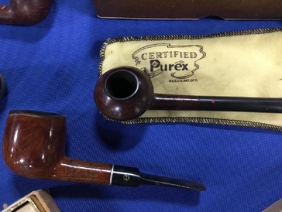 Lot of 12 Vintage Tobacco Pipes - 3