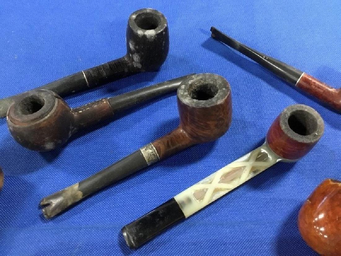 Lot of 12 Vintage Tobacco Pipes - 4