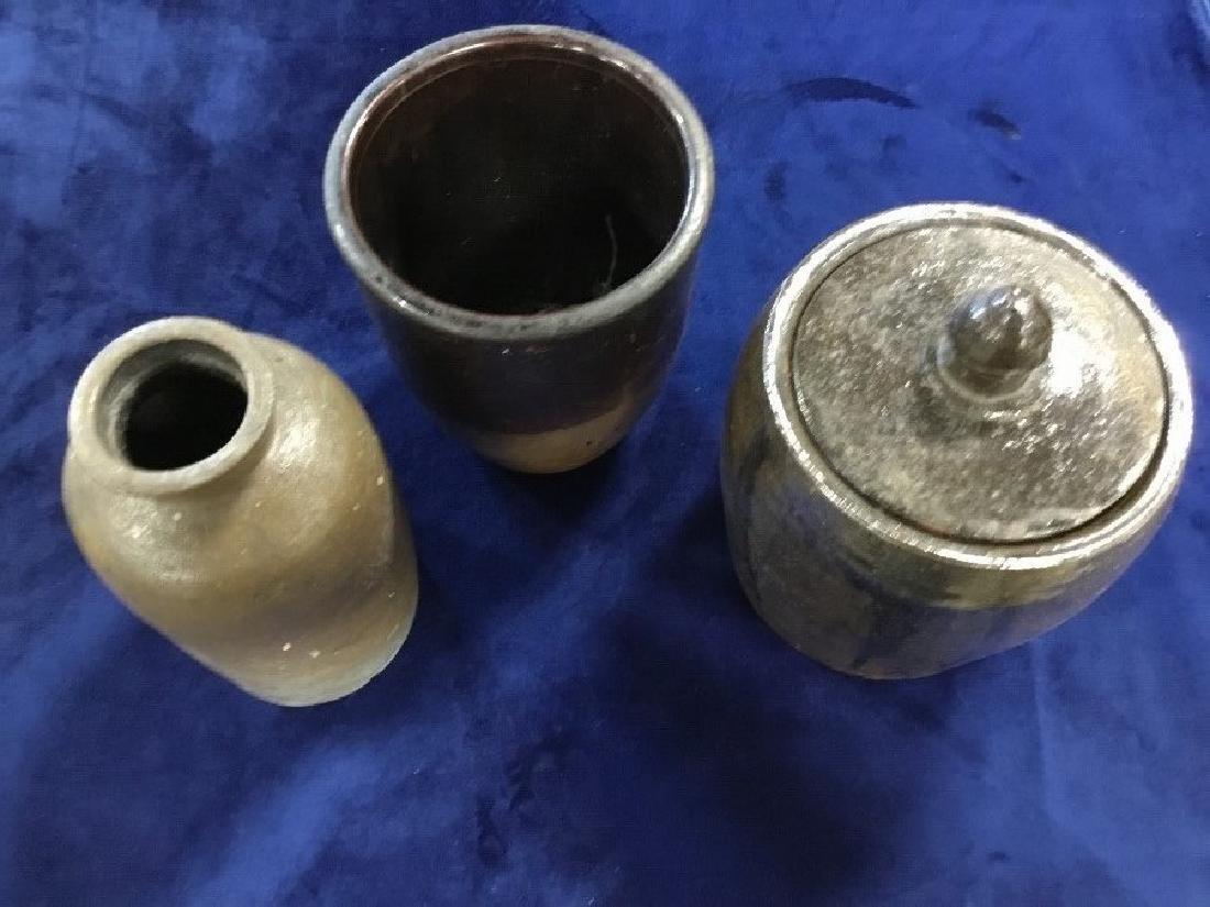 Lot of 3 SWVA Pottery