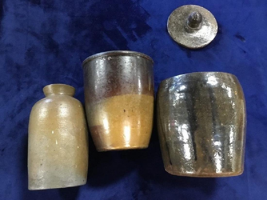 Lot of 3 SWVA Pottery - 2