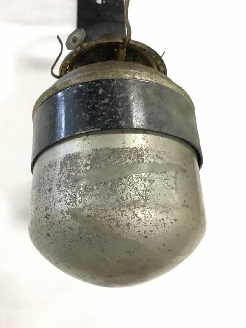 Caboose Lantern Made by Handlan St. Louis, USA - 3
