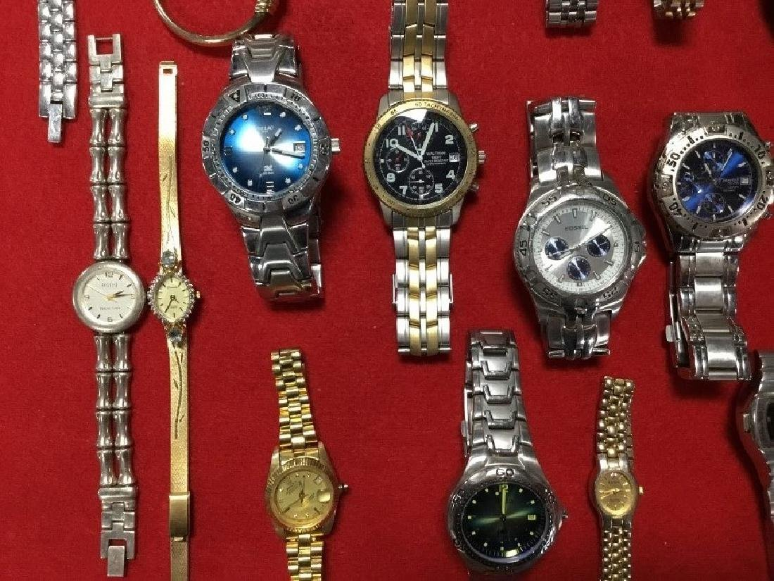 Lot of 30 Mens and Ladies Watches - 3