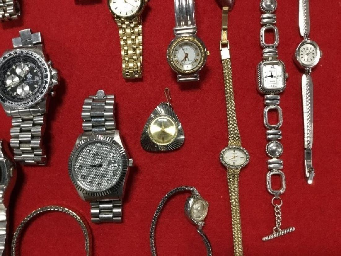 Lot of 30 Mens and Ladies Watches - 4