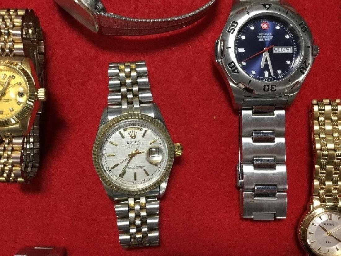 Lot of 30 Mens and Ladies Watches - 5