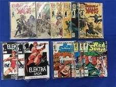 Lot of 13 Comics