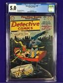 Detective Comics #177 CGC 5.0