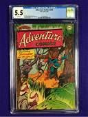 Adventure Comics #200 CGC 5.5
