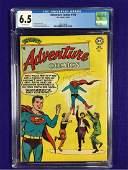 Adventure Comics #193 CGC 6.5