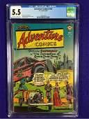 Adventure Comics #192 CGC 5.5