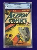 Action Comics #20 CGC 1.5