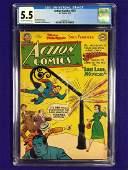 Action Comics #172 CGC 5.5