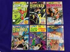 Lot of 6 Various DC Comics